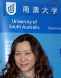 南澳大学驻华代表聂利瑞女士